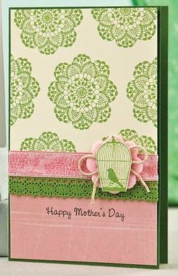 Happy Mother's Day Card by @Kimberly Peterson Kesti #tombow 's Foam Tabs would be ideal for given this card that 3-D element!  https://tombowusa.com/craft/detail/52129