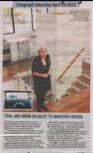 Telegraph April 24 2012
