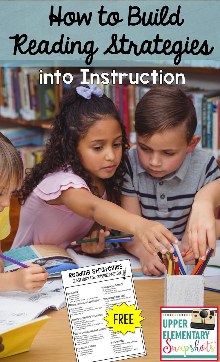 Find out how this teacher effectively uses reading strategies in her classroom.  A complimentary question guide is included for teacher instruction!