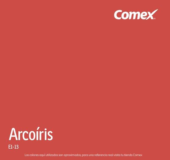 Arco 237 Ris Comex Colorlife Color Ideas De Inspiraci 243 N