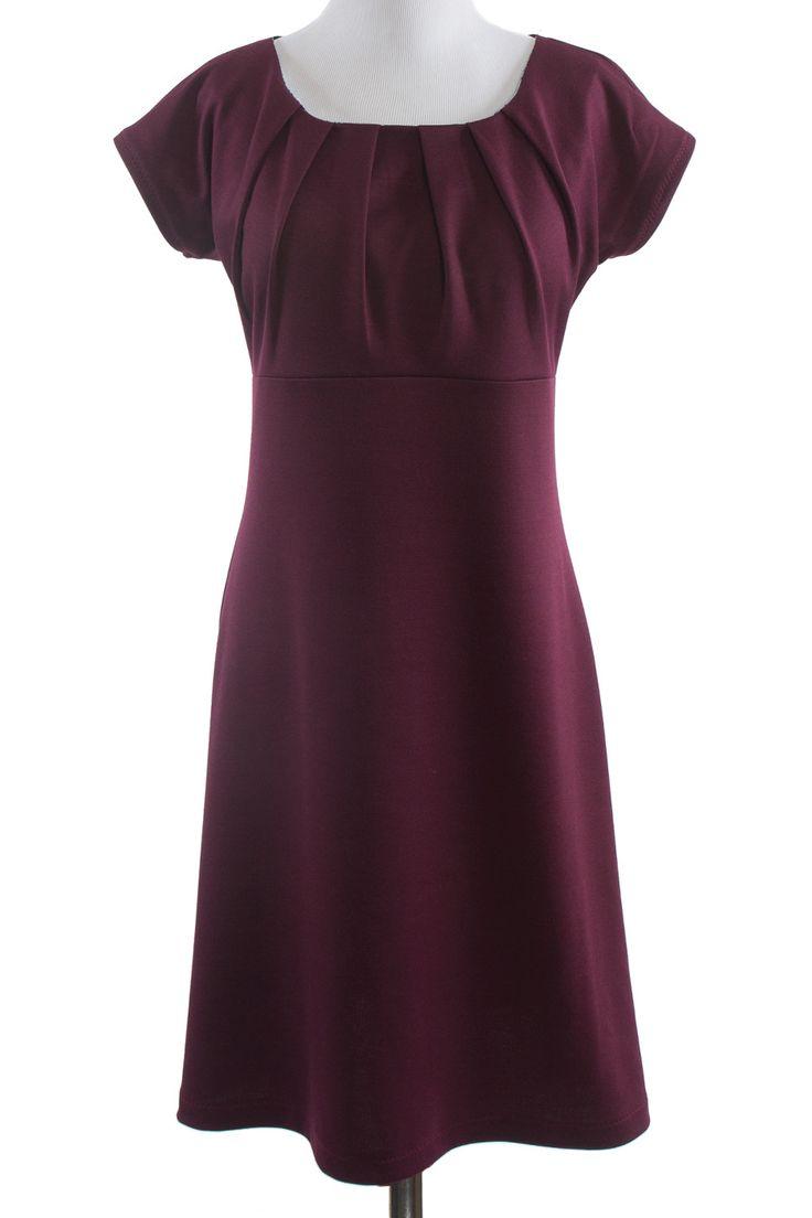 Knit Dress Pattern Sewing : The 25+ best Winter dresses ideas on Pinterest Black winter dresses, Winter...