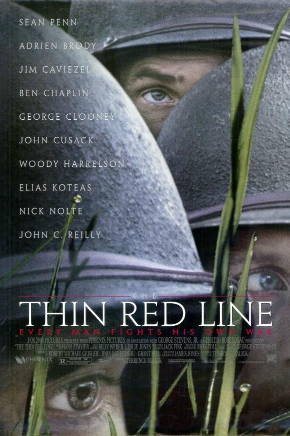 Para mi la mejor película de Terrence Malick...mi director de cine favorito.