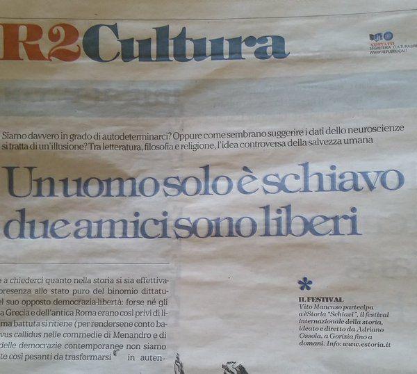 Vito Mancuso (@VitoMancuso) | Twitter