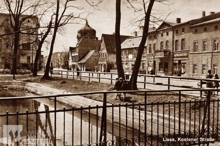 History - Jewish community before 1989 - Leszno - Virtual Shtetl