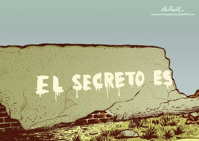El secreto sigue siéndolo.