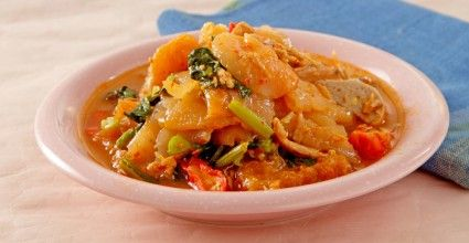 [Resep] Seblak Mercon http://www.perutgendut.com/read/seblak-mercon/2384 #Resep #Food #Kuliner