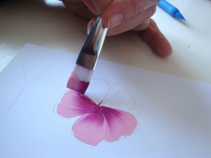 Idee Tableau Peinture Facile