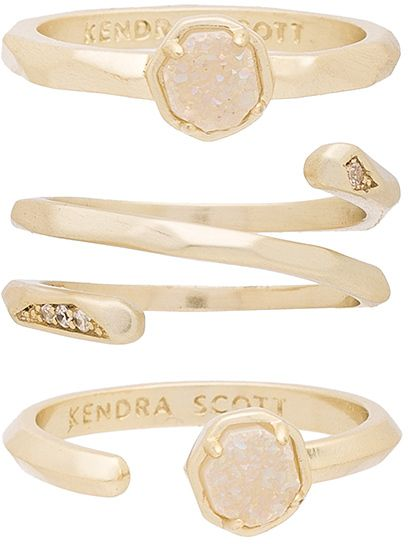 Kendra Scott Warren Ring