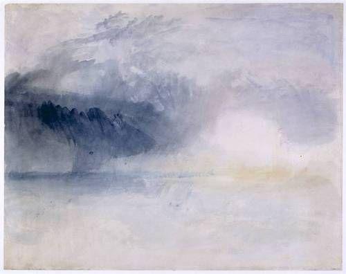 Bamburgh Castle, Northumberland, 1837 Joseph Mallord William Turner