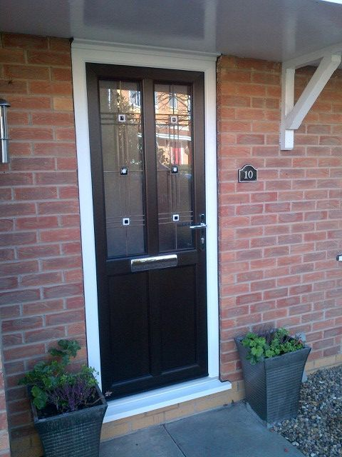 17 best images about making an entrance on pinterest for Upvc back doors fitted