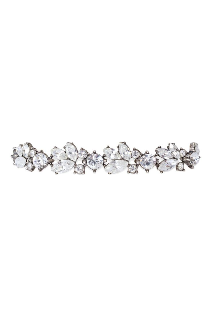 Kiss the Bride Bracelet by Ben-Amun for $30 | Rent The Runway