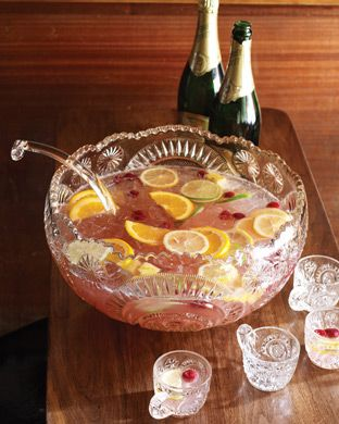 Gin Punch, from the book Speakeasy. Clearly, I need to invest in that read asap!
