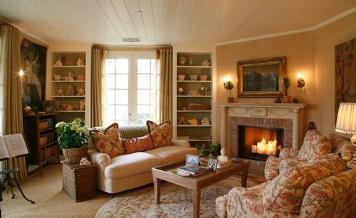 I'd love my living-room to look like this!