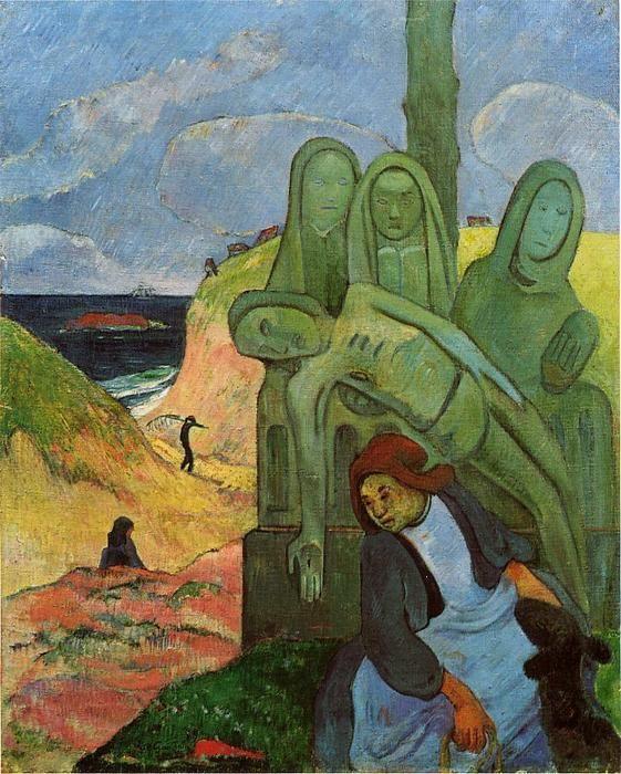 100 besten Paul Gauguin Gemälde Bilder auf Pinterest Paul - die einzigartige anziehungskraft der modernen kunstskulptur