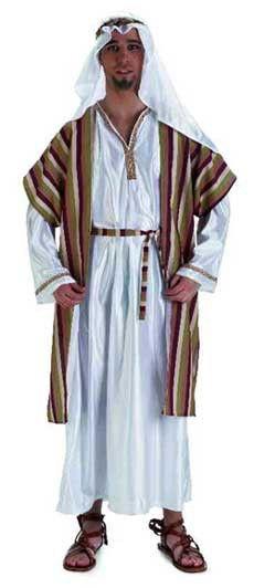 Disfraz de Pastor Hebreo para hombre