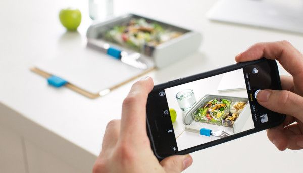 This is what design and innovation is all about! The Lunchbox Reinvented With a Tech Spin
