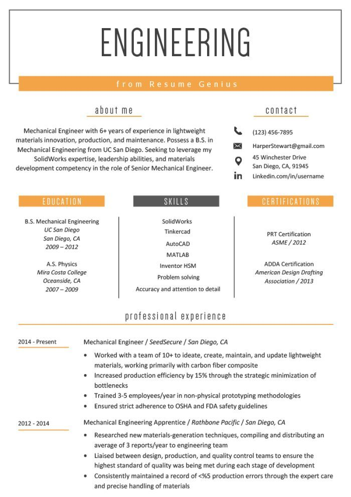 Resume Template Resume Template Word Resume With Picture Cv Cv Template Resume With Engineering Resume Templates Engineering Resume Civil Engineer Resume
