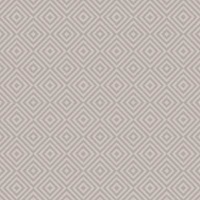 metropolitan grey geometric diamond wallpaper sample