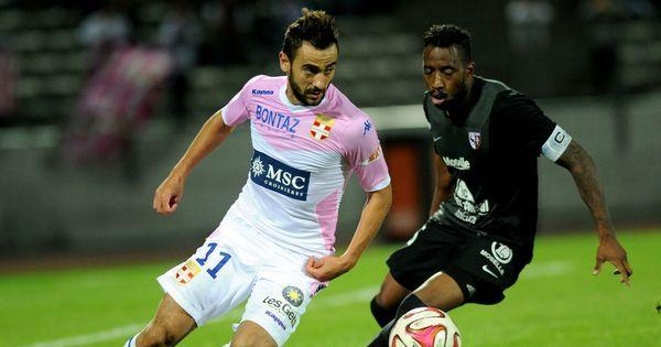 Rennes, Lorient et Evian ont battu respectivement Lens (2-0), Bastia (2-0) et Metz (3-0), samedi, lors de la 9e journée de Ligue 1. Montpellier et Nice ont fait match nul (1-1).