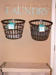 Laundry Makeover & Printables