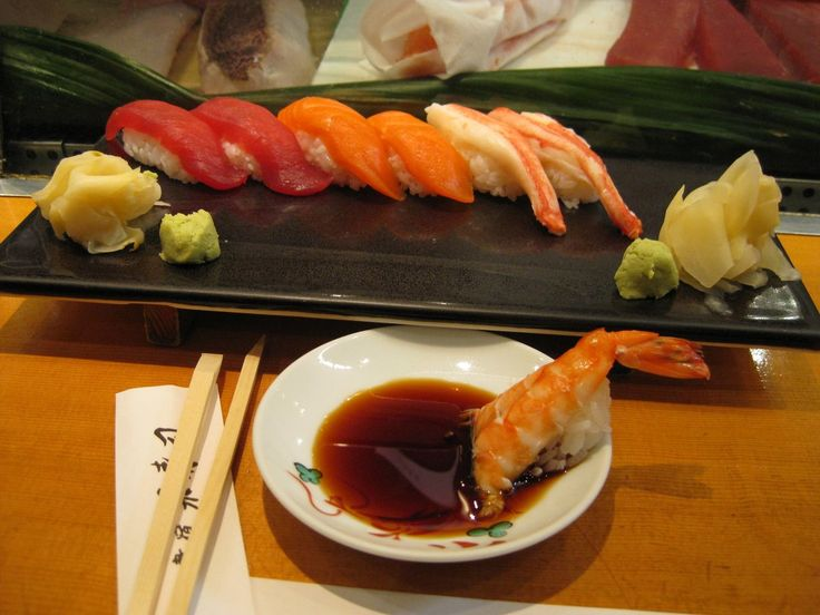 Found this amazing sushi in #Tokyo, but pre- #TripSeeDo, so NO idea where! Today, we would just add a TripSeeDo pin with pictures and notes.
