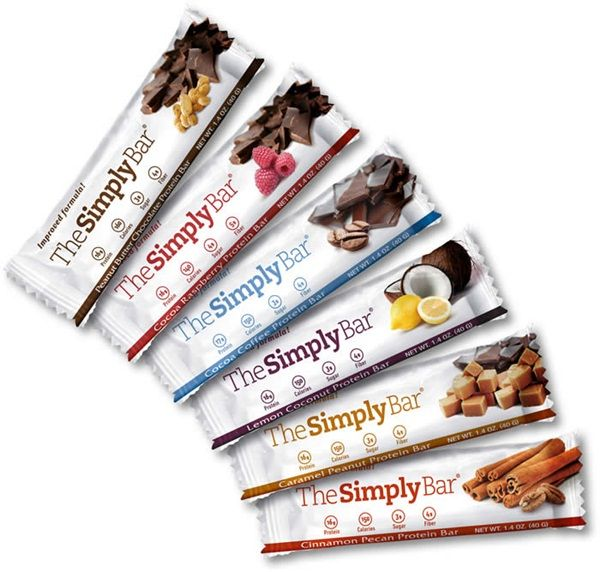 Simply Protein Bars and Simply Protein Chips - Giveaway!