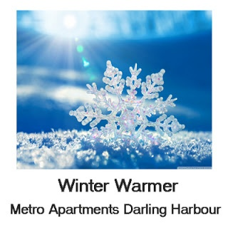 Metro Apartments on Darling Harbour: Winter Warmer at Metro Apartments on Darling Harbour @ Metro Apartments on Darling Harbour - Metro Hotels