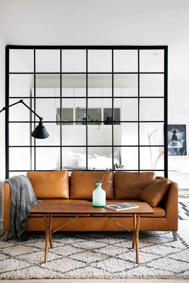 De twee kleuren die al-tijd goed zijn in je interieur zijn zonder twijfel cognac en wit. Wit zorg...
