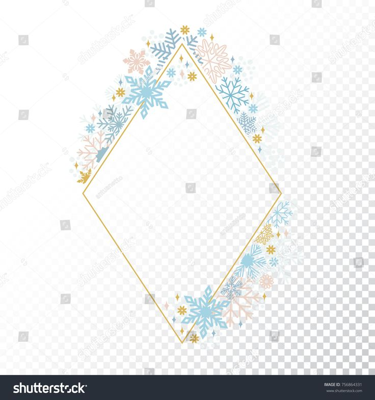 Snow flake frame, decoration on transparent background, Christmas design for invitation, greeting card. Vector illustration, merry xmas snowflake framework 18, 2018, ball, blue, card, celebration, circle, december, decor, decoration, festive, flake, flyer, framework, garland, glittering, gold, golden, greeting, happy, holiday, illustration, invitation, isolated, light, merry, new, postcard, round, selection, snow, snowflake, template, transparent, vector, xmas, year