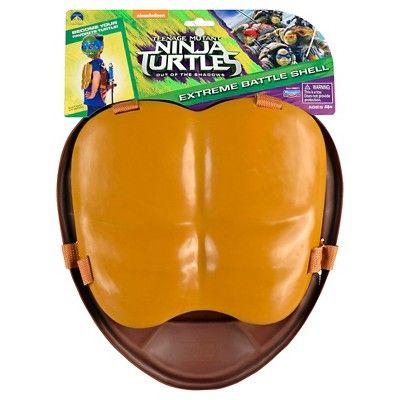 Teenage Mutant Ninja Turtles Movie 2 Battle Shell