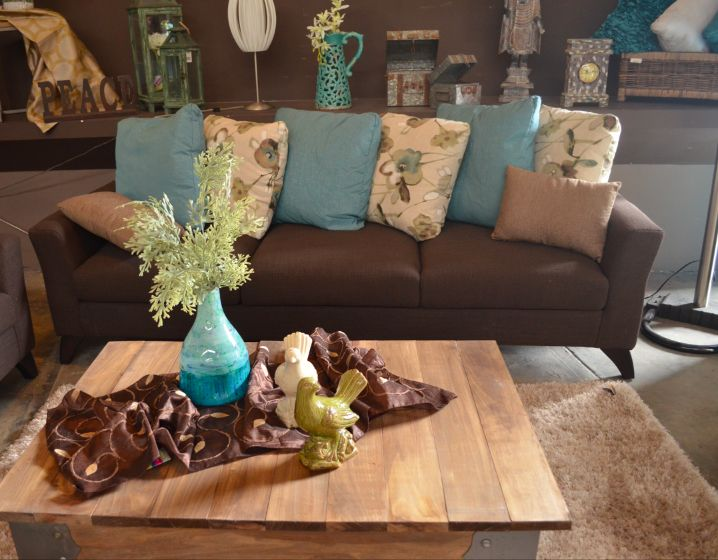 La combinaci n en cojines es muy importante para realzar y - Cojines decorativos para sofas ...