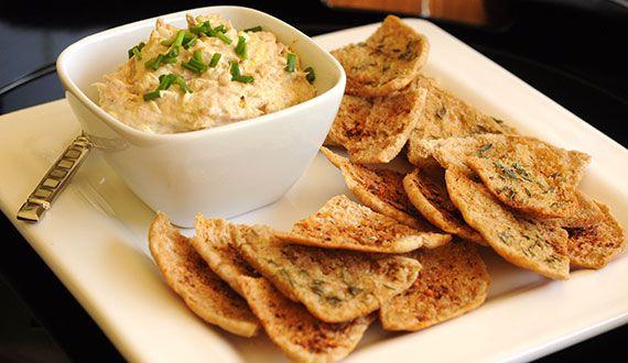 Dip de Atún y Curry - Gourmet, el placer de comer bien