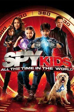 دانلود دوبله فارسی فیلم Spy Kids: All the Time in the World in 4D 2011  نسخه دوبله فارسی (دو زبانه) فیلم بچه های جاسوس 4 کیفیت BluRay 1080p - 720p اضافه شد  Wikipedia - IMDb امتیاز سایت IMDb از 10: 3.   #دانلود دوبله فارسی فیلم Spy Kids: All the Time in the World in 4D 2011 #دانلود فیلم بچه های جاسوس 4 دوبله فارسی