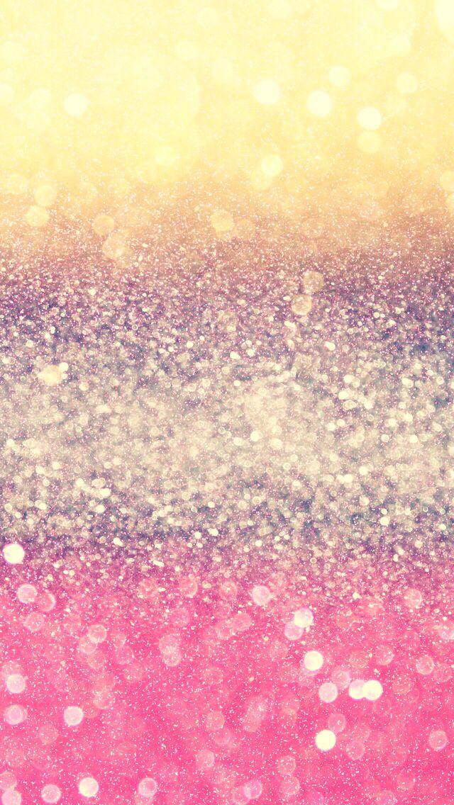 Pink purple sparkles