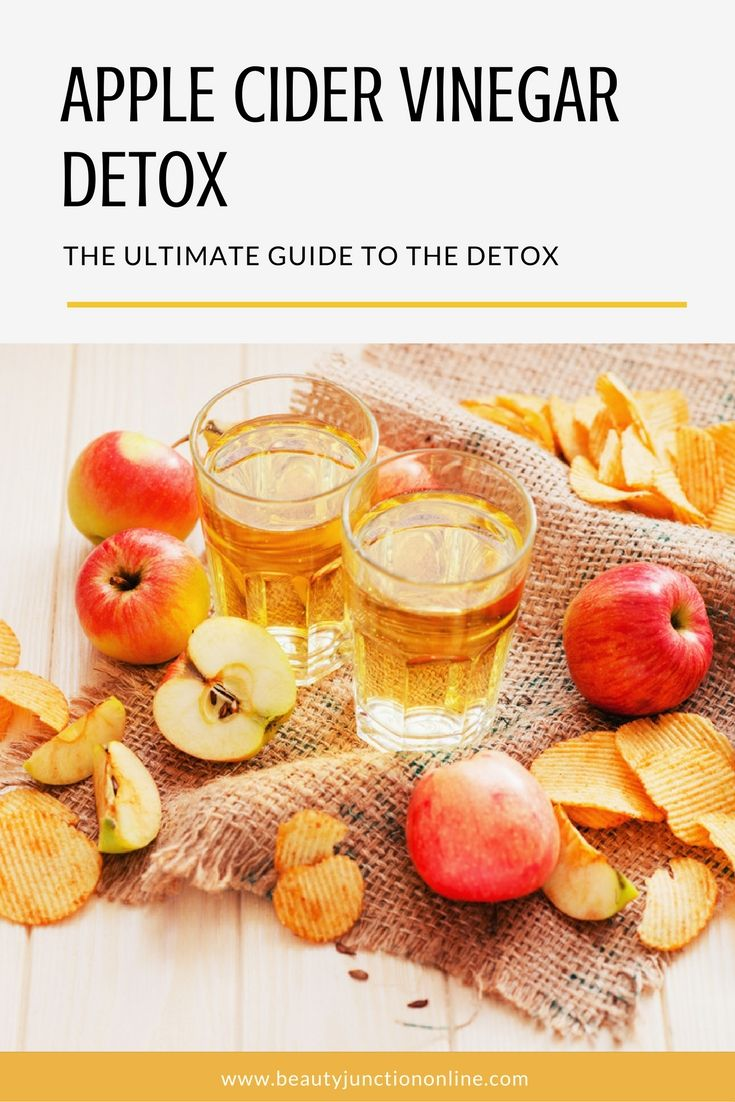 Uncovering the ultimate guide to apple cider detox