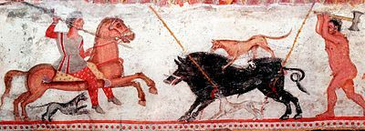 Thracian tomb of Aleksandrovo - Wikipedia, the free encyclopedia