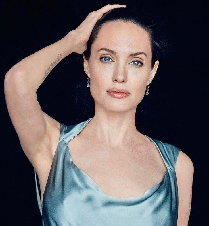 Angelina Jolie photoshoot (2014)