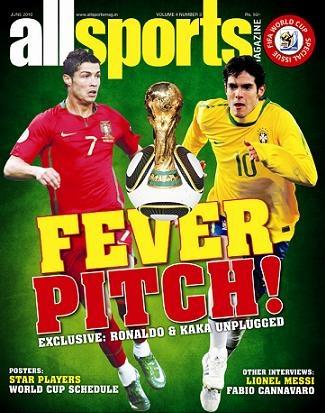 All sports! especially Football and handball