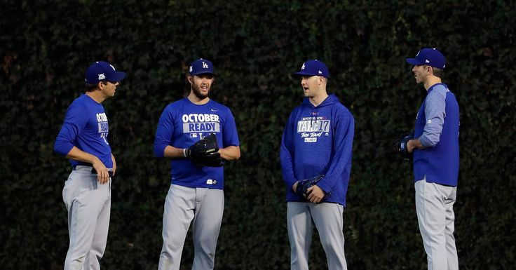 Dodgers try to eliminate Cubs in Game 5