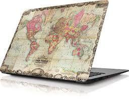 13 apple macbook air map hard case - Google Search