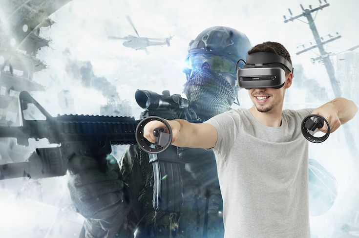 lenovo-2 Lenovo Explorer Mixed Reality: Realidad Virtual y en serio