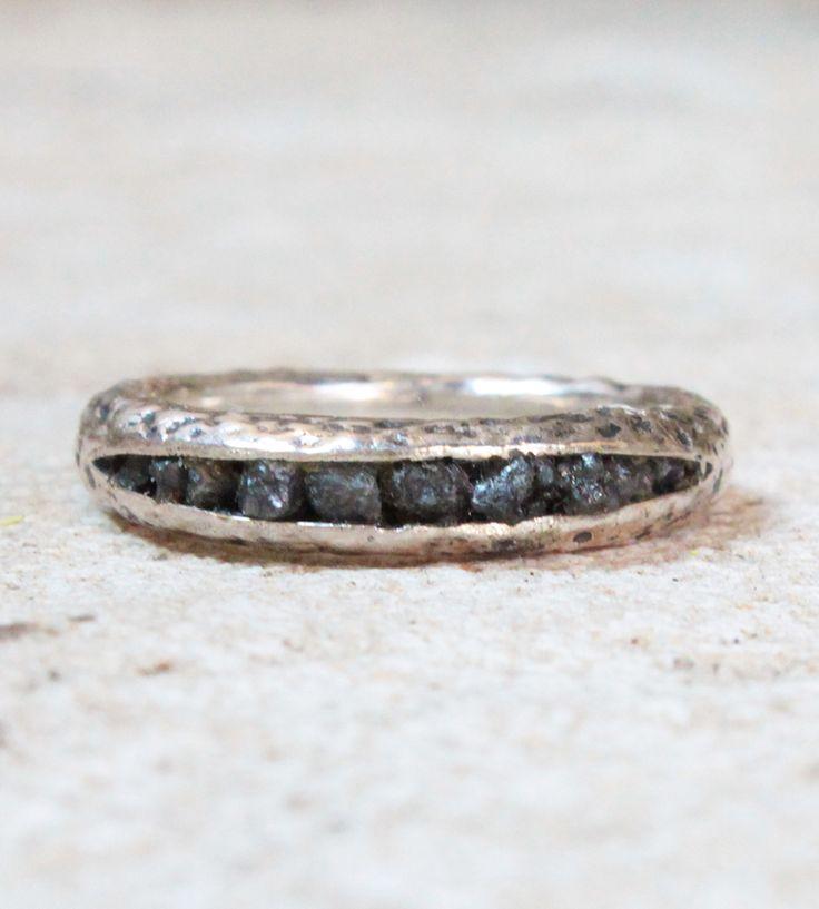 Black Diamond Ring   Jewelry Bracelets   Monkey Forest Road   Scoutmob Shoppe   Product Detail
