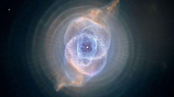 La Nebulosa Occhi di Gatto