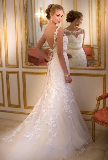 Stella York - 5932 - Wedding Dress