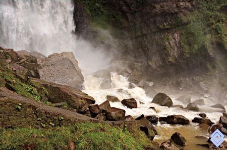 Cascadas de Sueva, Cundinamarca, Colombia
