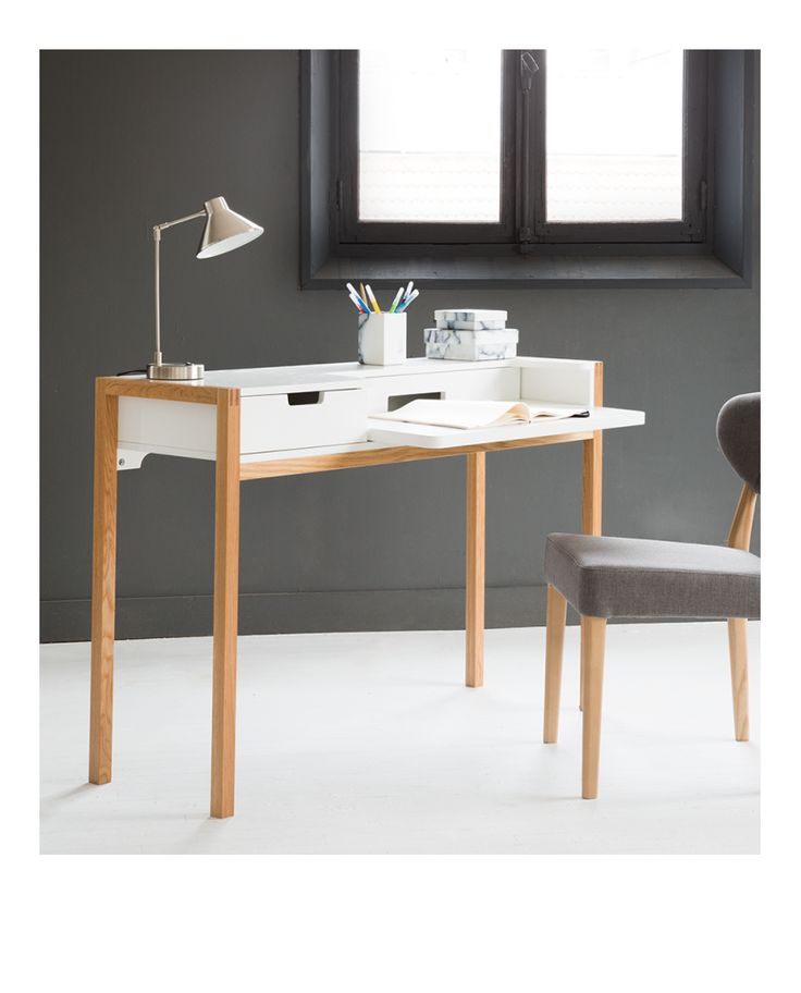 Charming Discover FARRINGDON Desks White Natural Wood At Habitat, A Manufacturer Of  Furniture And Design Objects, Useful And Accessible, Since Amazing Design
