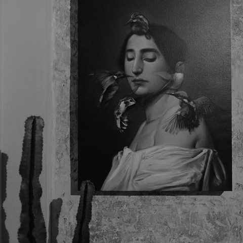 Foto @ gianluca widmer Mostra : FEMMINILE  PLURALE a cura di Isotta Saccani Mostra collettiva