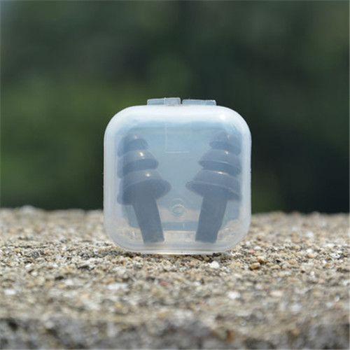 Adult Swim Ear Plug Soft Silicone Swimming Ear Plugs Water Swim Sports Gear Accessories Water Sports Adult Ear Plugs