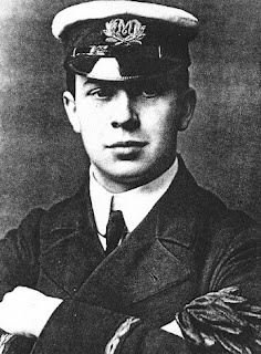 """John George (Jack) Phillips was born on April 11, 1887. He was the Chief wireless operator on the TITANIC. On the night of the sinking, The R.M.S. Californian sent him an ice warning and the message was so loud, that Jack said """"Shut up, Shut up, I'm busy!""""     Jack Phillips supposedly worked at the telegraph until water started coming in. He then went to the stern where he jumped and climbed upon Collapsible B. He is believed to have later died of exposure. In any case, his body was never…"""