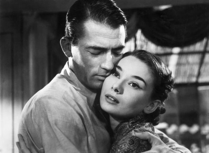 Audrey hephburn is my idol. And Gregory peck is also a favorite of mine (: